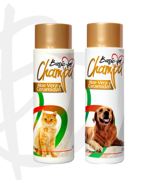 Basic-Pet Champú