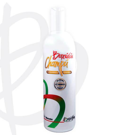 baxidin champu medicado
