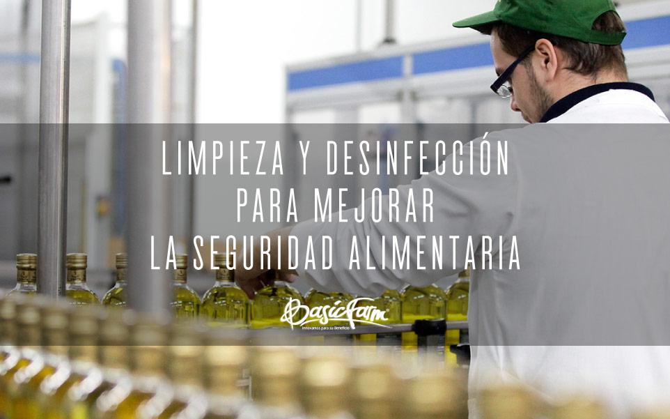 basic farm limpieza desinfeccion mejorar seguridad alimentaria