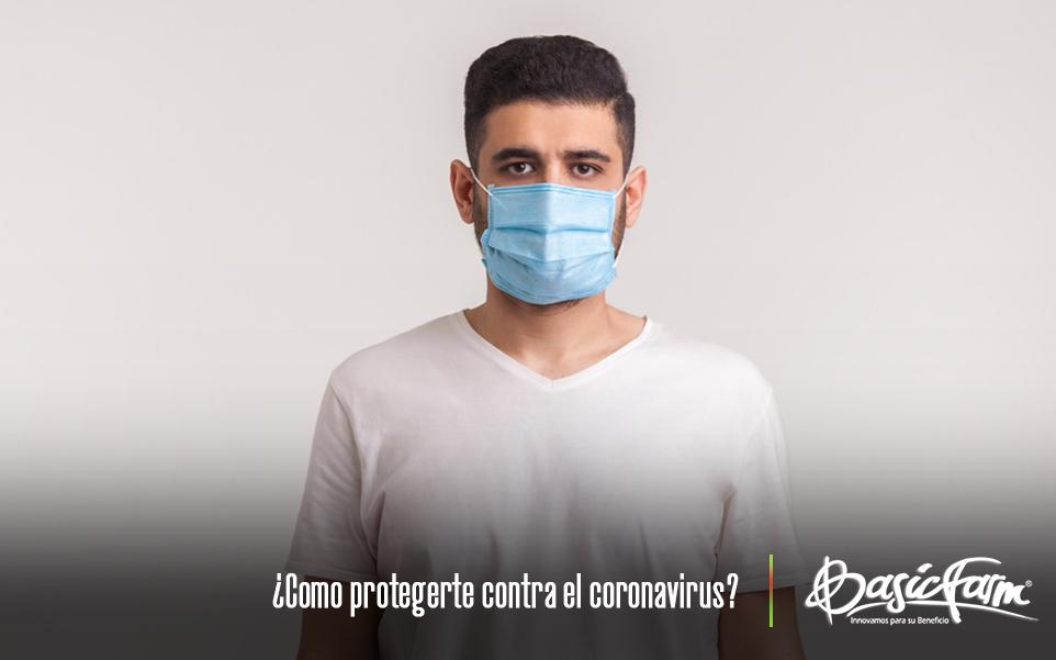 como protegerte del coronavirus