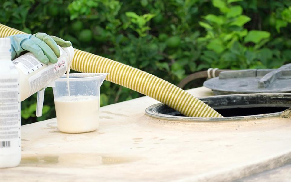 ingredientes activos utilizados fumigacion