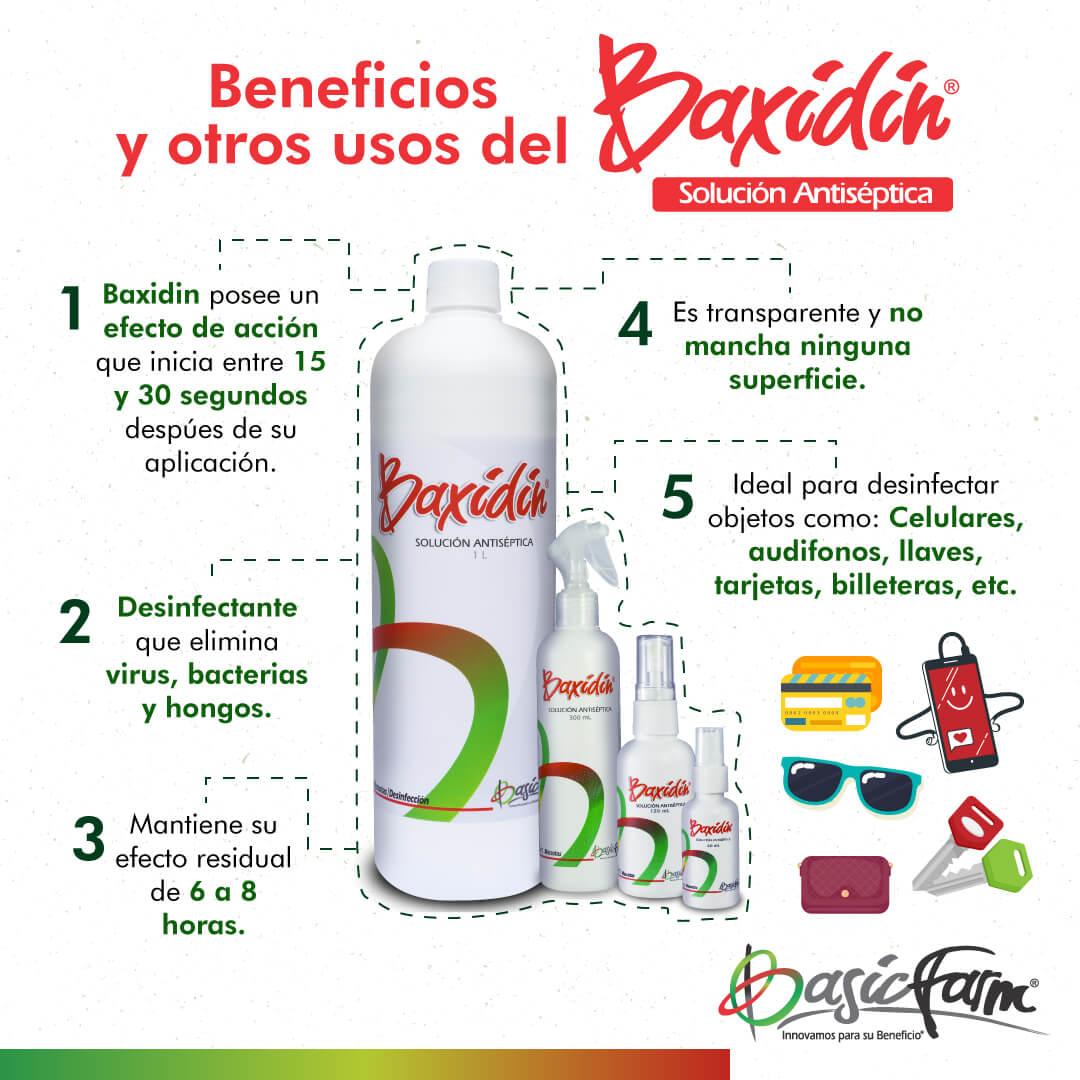 baxidin antiseptico basicfarm