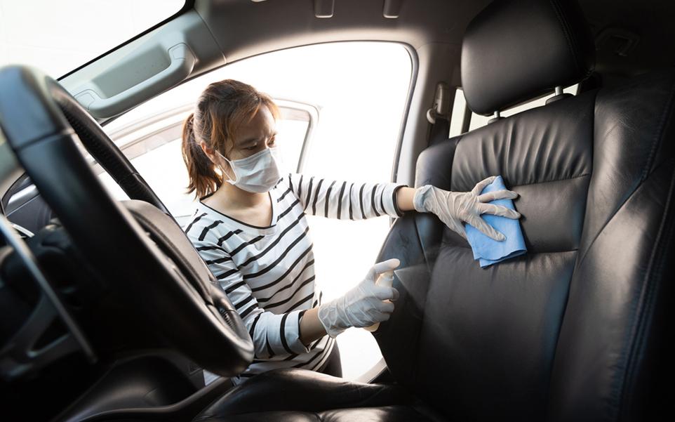 mejor forma limpiar vehiculo