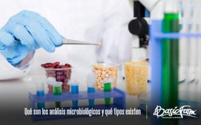 Qué son los análisis microbiológicos y qué tipos existen
