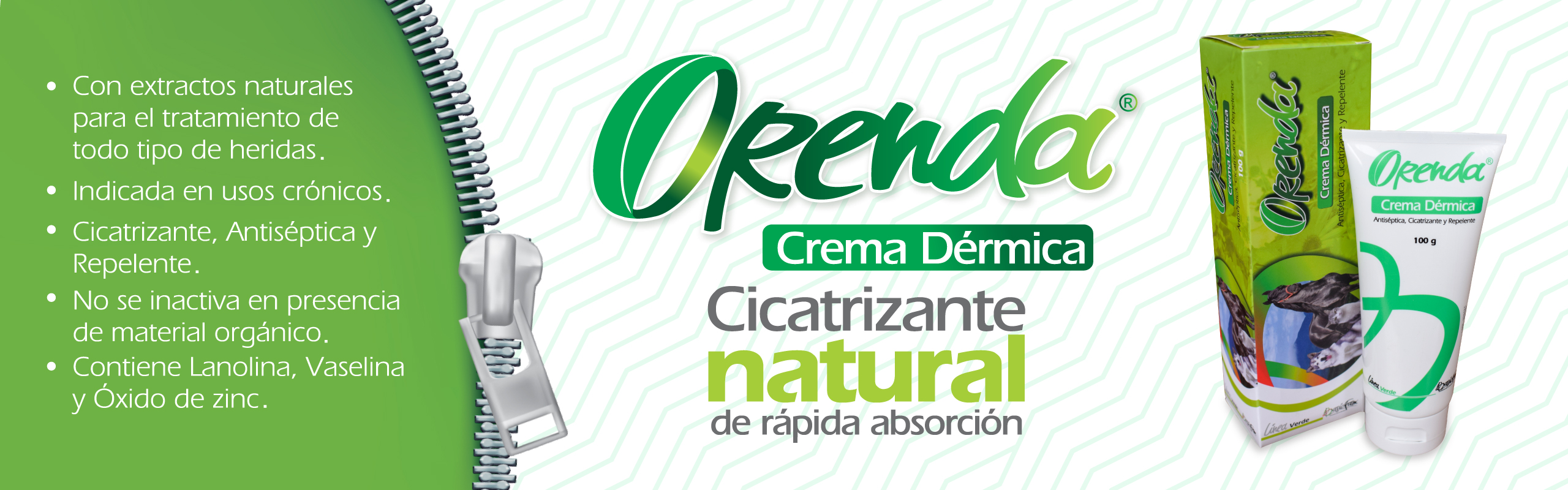 Orenda Banner Crema